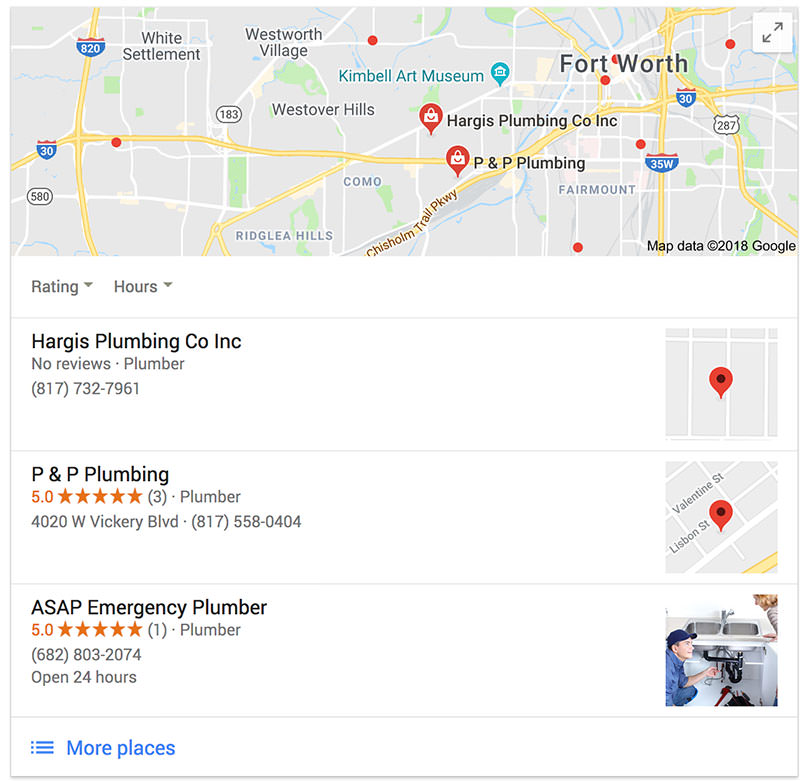 Fort Worth Plumbers