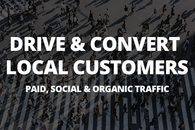 Drive Local Business Customers Online